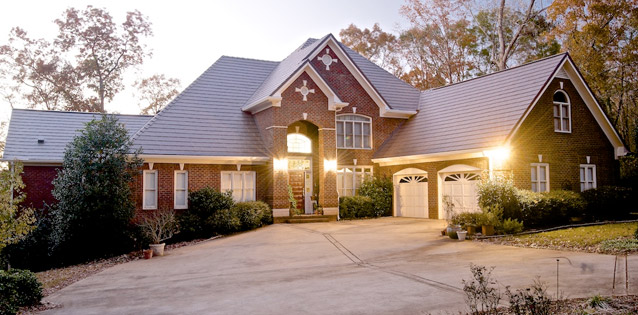metal roofing in the Atlanta area