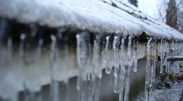 ice dams Lifetime Metal Roofing of ATL